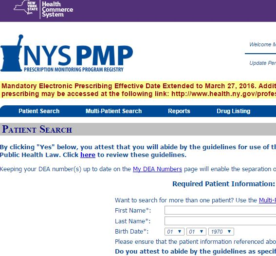The Silly Ny Electronic Prescribing Mandates Brooklyn
